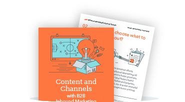 B2B Inbound Marketing Content and Channels