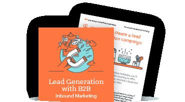 Lead Generation with B2B Inbound Marketing